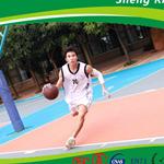 篮球场运动地板《胜日地板》