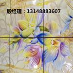 竹木纤维板3d立体图案喷绘机