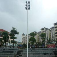 中山厂家有卖户外照明灯杆 来图定制 配套地笼 价格优惠