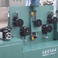 无酸洗全自动多辊式送料调直剥壳机WSCX-36