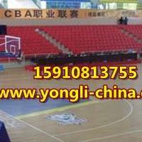河北省生产枫木柞木运动地板的工厂