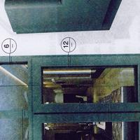 亚铝APG50B(AR―A50)注胶外平开门窗