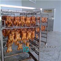 山东做熏鸭机器的厂家,华钢牌熏鸭熏鸡烟熏炉十几年品牌