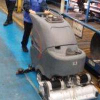 柳州机械厂洗地机柳州洗地机清洗地面油渍