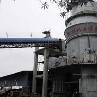 同力重机矿渣立磨机生产线将打造公园般的生产基地