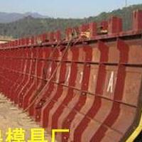 京港澳高速用的防撞墙模具 飞皇供应商装车供应