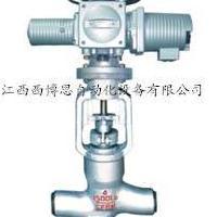 J941H-40 DN150电动截止阀