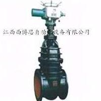 Z945T/W-10 DN200型电动暗杆楔式闸阀