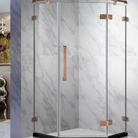 广东新款玻璃隔断移门淋浴房