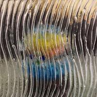 【来图定做]5mm-19mm热熔钢化玻璃 叠层热熔玻璃 水波