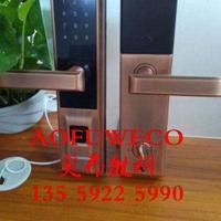 家居专用防盗锁具 AF-8862智能指纹密码锁