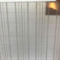 新款钢化夹丝玻璃 竖纹夹丝玻璃 透明夹丝玻璃