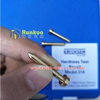 德国仪立信318硬度计 0.5mm试验棒测试头 1.0mm钨钢针头