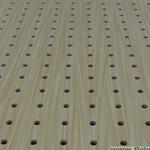 孔木吸音板 Perforated Wooden Acoustic Panel