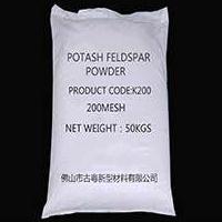 钾长石粉K200  印度进口 质量稳定
