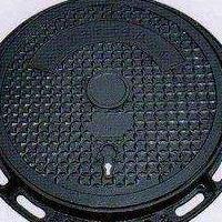 河北恒天专业生产销售球墨铸铁井盖圆形 电力通信下水道井盖窨井