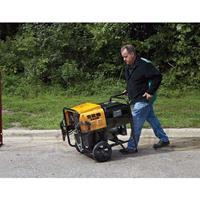 350A柴油发电电焊机手推价格