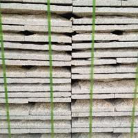 黄锈石台阶石白麻台阶石价格台阶异形蘑菇石