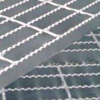 化工车间脱硝平台镀锌钢格栅板价格