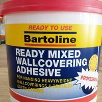 Bartoline强力墙纸胶壁纸胶水胶墙布墙纸胶进口强粘性