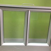 供应呼和浩特 办公隔断铝型材 玻璃隔断型材  高隔间铝型材