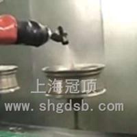 火花塞自动喷涂设备生产厂家-上海冠顶