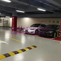 深圳停车场减速带 停车场划线  沥青路面工程