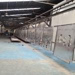 深圳厂家直销幕墙铝单板-双曲弧形铝单板