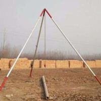 10米铝合金立杆机 12米铝合金三脚立杆机 15米铝合金三脚抱杆
