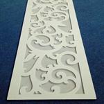 中山铝单板厂家直销镂空铝雕花单板-雕花雕刻板