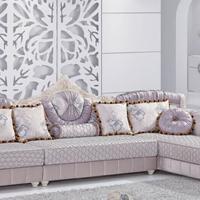 欧式布艺沙发家具