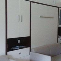 广州定制衣柜大智优品多功能隐形床组合家具