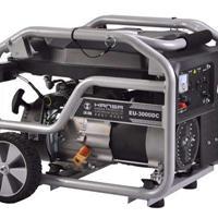 微型3KW单相汽油发电机