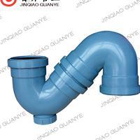 3SPP聚丙烯静音排水管件 S型存水弯