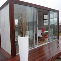 活动房屋简易房集装箱房彩板彩钢房可定制别墅Container house