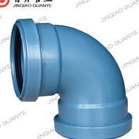 3SPP聚丙烯静音排水管件 耐高温排水管件 90?弯头