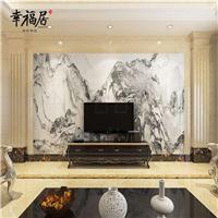瓷砖背景墙幸福居品牌招商加盟