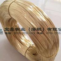 H59 H62 H65 H68黄铜线 黄铜线材 可调直 压扁 切断