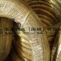 h62黄铜丝 0.1mm/0.35mm/0.5mm/0.45mm黄铜线调直 压扁