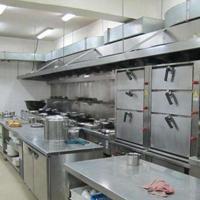 广州酒店中西式餐厅幼儿园学校商用厨房工程安装