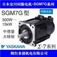 供应安川伺服电机SGM7G-20A7C6C伺服驱动器