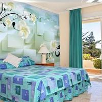 厂家直销 3d5D立体浮雕背景墙 竹木纤维环保装饰背景墙