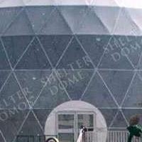 北京、上海球形帐篷厂家_赛尔特大型球形帐篷厂家