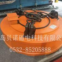 供应热卖起重电磁吸盘 厂家批发起重电磁吸盘 青岛贝诺磁电
