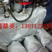 阀门保温罩 管道保温耐火材料硅酸铝 可拆卸保温套