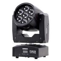 7*12W变焦LED光束摇头灯/LED染色灯/DJ染色、光束灯/专业娱乐灯光