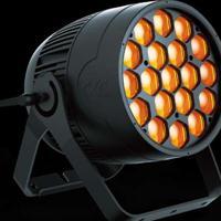 19颗15W LED鹰眼帕灯/线性调光面光/调焦LED染色灯/光束染色一体