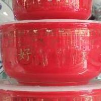 陶瓷饭盒加工厂生产带盖陶瓷保鲜碗品锅订做周期价格