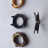 工艺品 五金工具涂装配件 创屹喷漆加工 喷油挂具涂装配件