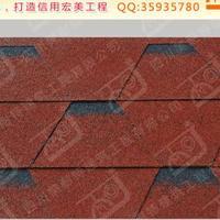 四川美耐特 厂家批量直销马赛克复合型沥青瓦资中沥青瓦